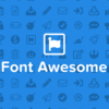 Font Awesome 5 Free を擬似要素(before・after)の content で表示する時は font-weig